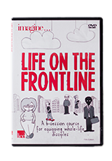 Life on the Frontline DVD Cover