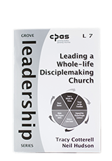 Leading a Whole Life Disciplemaking Church Booklet