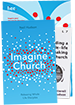 Imagine Church Book and the Booklet cover together